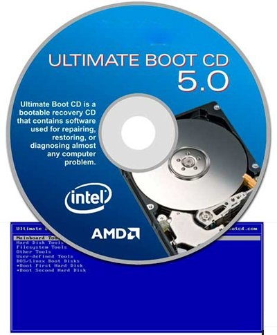 Ultimate Boot CD 5.0.0 Full