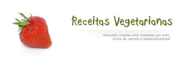 Receitas Vegetarianas