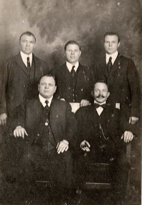 The Five Gambatese Brothers ~1919