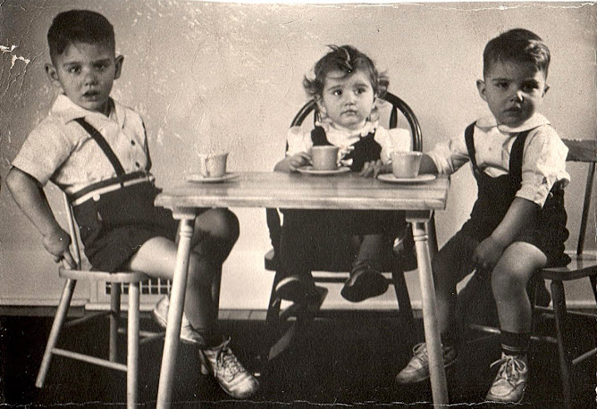 Three to start ~1946