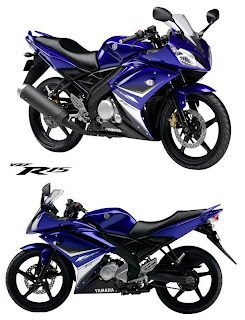 NEw Yamaha YZF R15 / V-ixion Blue Full Fairing Edition