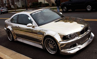 Modified bmw e46 m3 cls 2003 elegant full chrome bodykit voltagebd Image collections