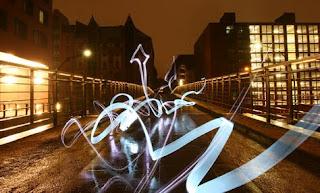 Light Graffiti Tagging