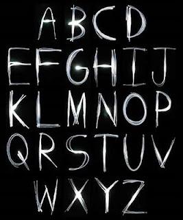Graffiti Alphabet Light Fonts Style
