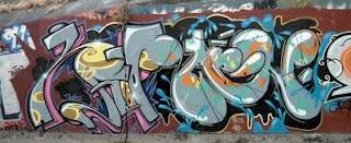 Bubble Graffiti Alphabet Fonts