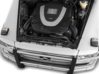 2010 Mercedes-Benz G-Class G550 Sport Utility
