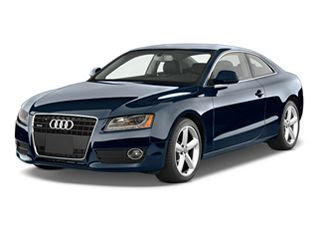 2011 Audi A5 Base Coupe Front Side