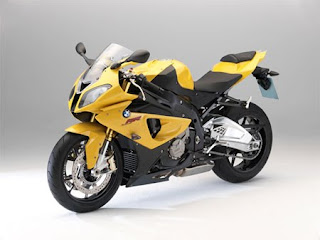 Motorcycle 2011 BMW S1000RR Sport Edition Front Side