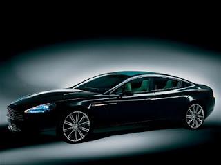 2010 Aston Martin Rapide Base Sedan Sport Edition