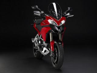 2011 Ducati Multistrada 1200S Touring