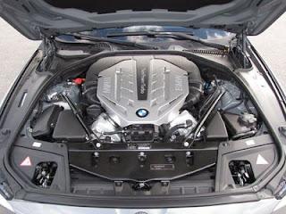 2011 BMW 5-Series 550I Sedan