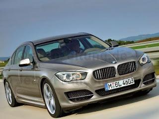 BMW 5-Series 550I