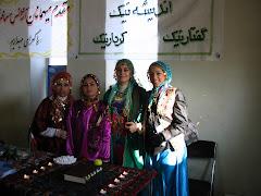 جشن سده - كوشك ورجاورند - لباس سنتي و اصيل ايراني - زرتشتي