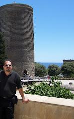 تابستان 84 - جمهوري اذربايجان - باكو - قلعه دختر يا معبد اناهيتا