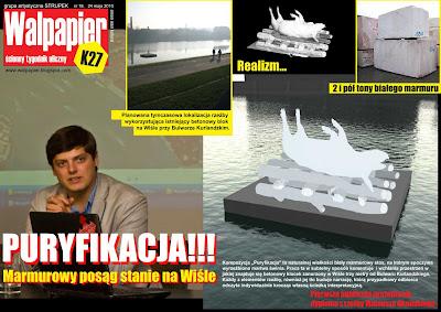 WALPAPIER numer 18 - Mateuz Okoński