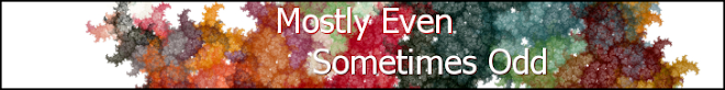 Mostly Even, Sometimes Odd