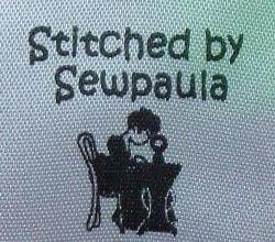 Stitched by SewPaula