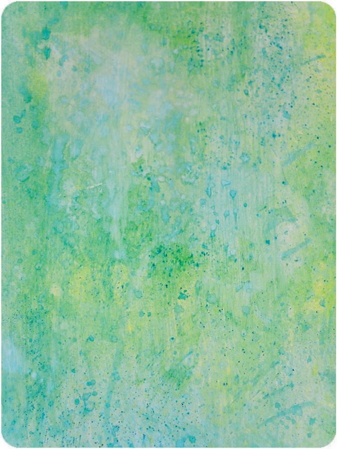 Kell belle studio painting acrylic ocean backgrounds for Background acrylic painting techniques