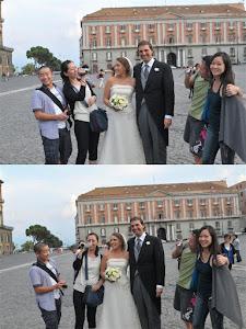 Matrimonio con Giapponesi a Napoli