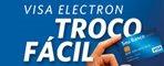 Troco Fácil Visa Electron.