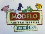 Modelo Pantanal Shopping.