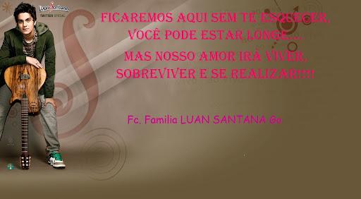 FC Familia LUANSANTANA GO