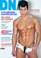 DNA agazine #121: Todd Sanfield 