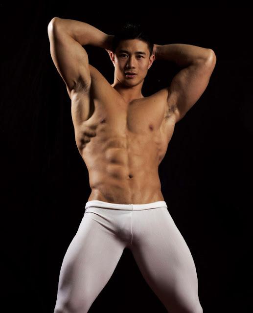 Male Fashion Model Workout Plan