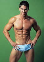 DNA 112: Matt Stone male model