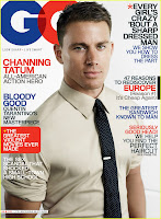 Channing Tatum does GQ sexy