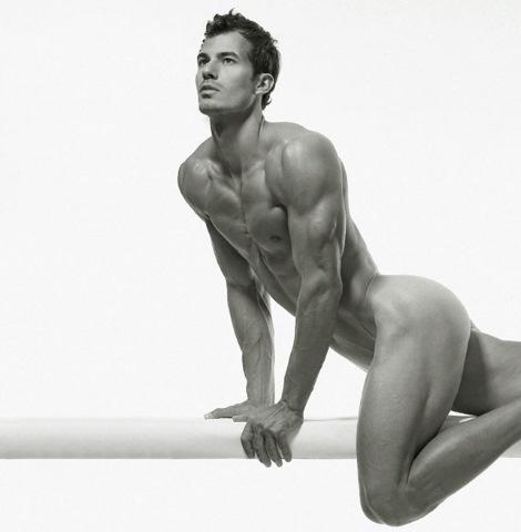 male model Radoslav Vanko