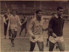 Goleiros do Vasco em 1966. São Januário.
