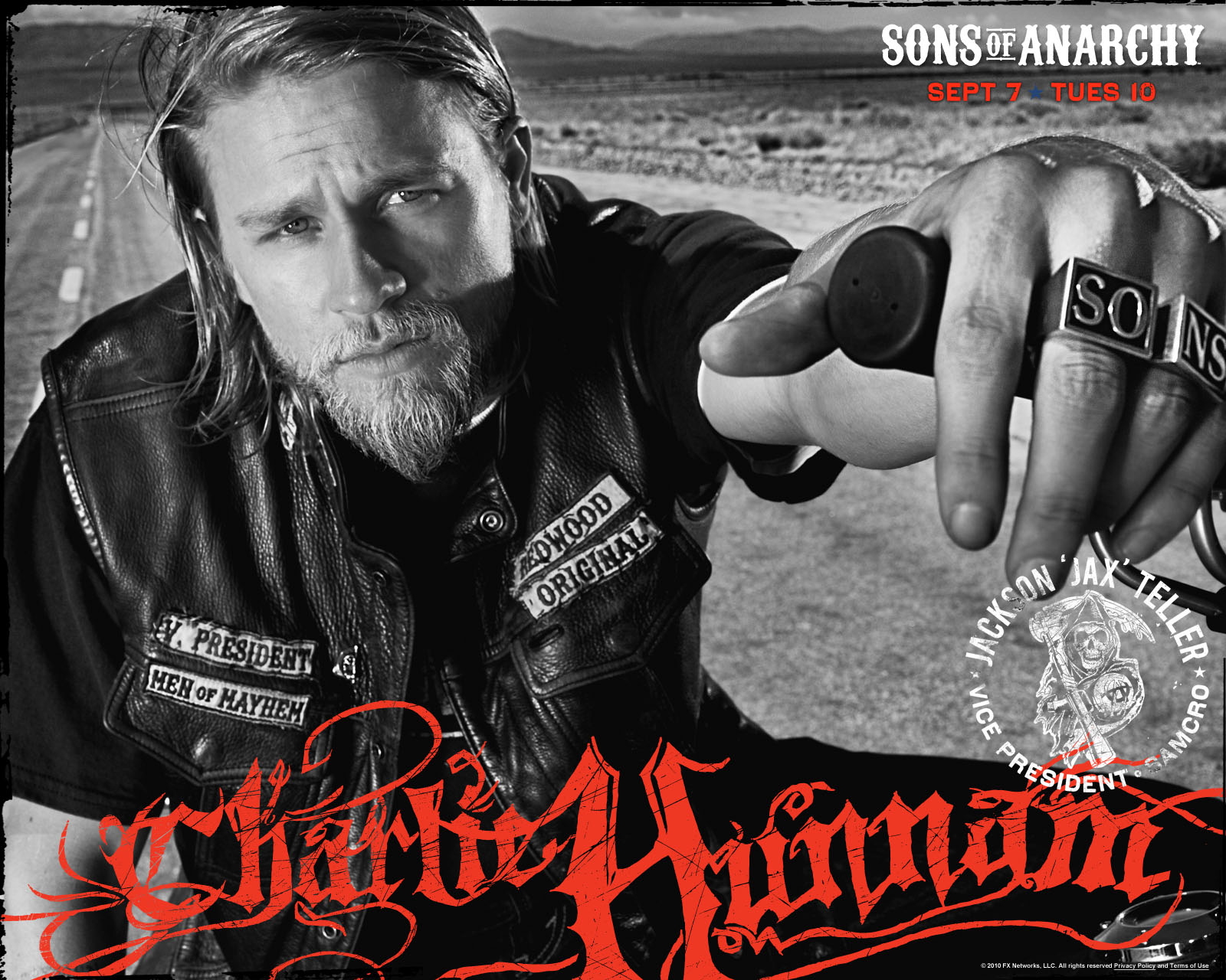 Paul Browning's Blog: Sons of Anarchy