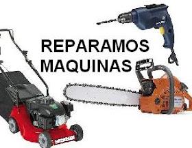 Reparamos Maquinas