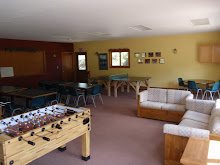 Lounge and game area