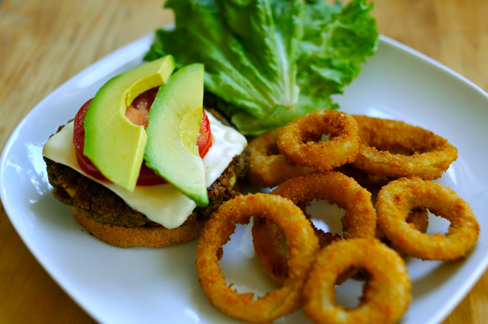 Vegan Good Things: Seitan Black Bean Corn Burgers