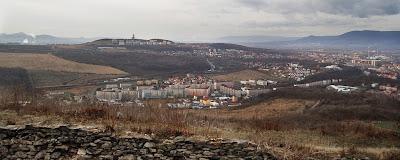 Теплице. Жизнь на чешском курорте. Панормама Теплице