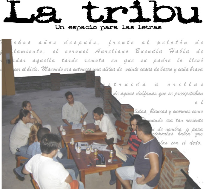 La Tribu en sesión