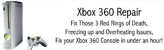 Xbox 360 3 Red Lights Repair