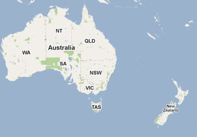 Where is New Zealand???