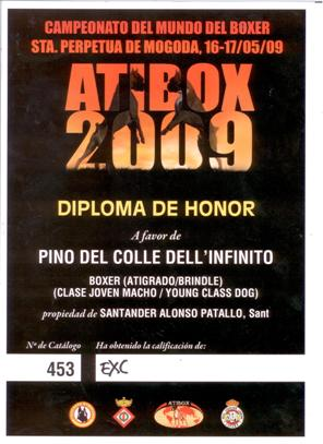 RESULTADO ATIBOX 2009