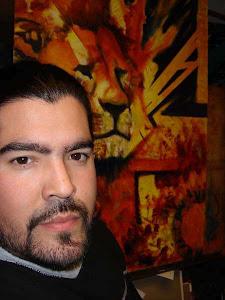 Luis Velasquez- Artist