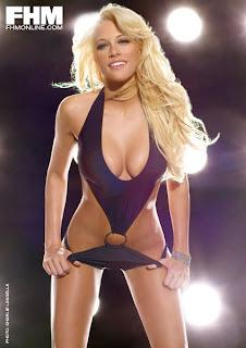 Sexy Divas Kelly Kelly S Fhm Pics