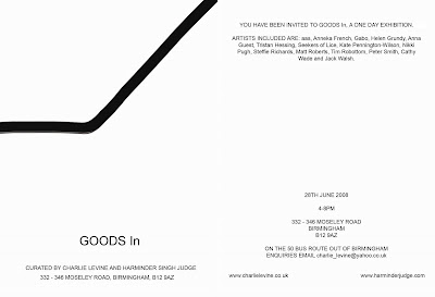 Goods In Flyer