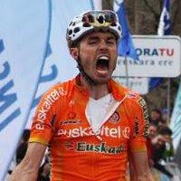 Victoire de Samuel au Tour du Pays Basque