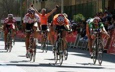Koldo FERNANDEZ vainqueur au Tour de Murcie