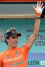 Koldo vainqueur de la 1ère étape du Tour de Burgos