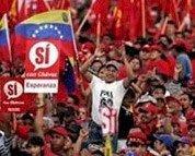 Jóvenes socialistas venezolanos