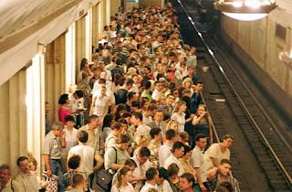Stasiun Subway Paling Ramai di Dunia http://unik-qu.blogspot.com/
