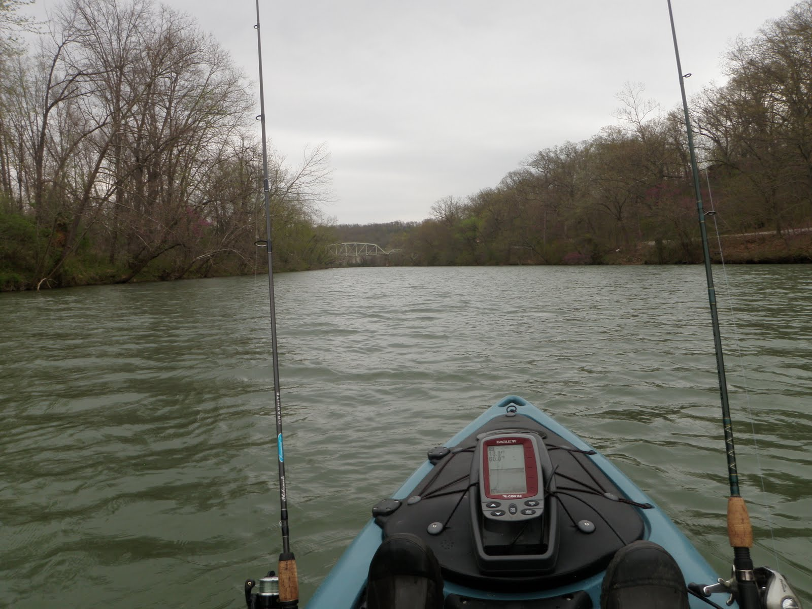 Fish missouri james river lake springfield april 6th for James river fishing
